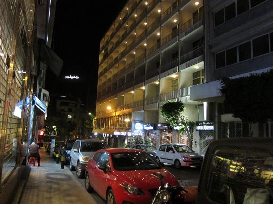 Cavalier Hotel: Hotel Cavalier, Hamra-Beirut