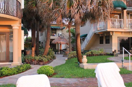 Lauderdale by the Sea, FL: garden -Nautilus