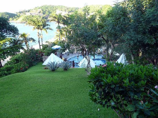 La Boheme Hotel e Apart Hotel: La piscina