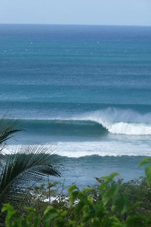 Hotel Meli Melo: Santa Teresa waves