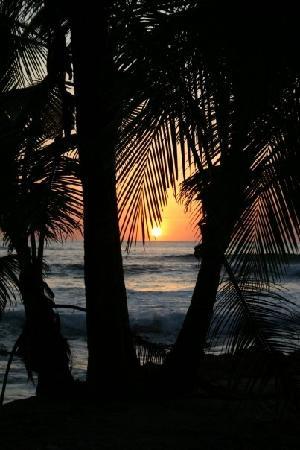 Hotel Meli Melo: Sunset
