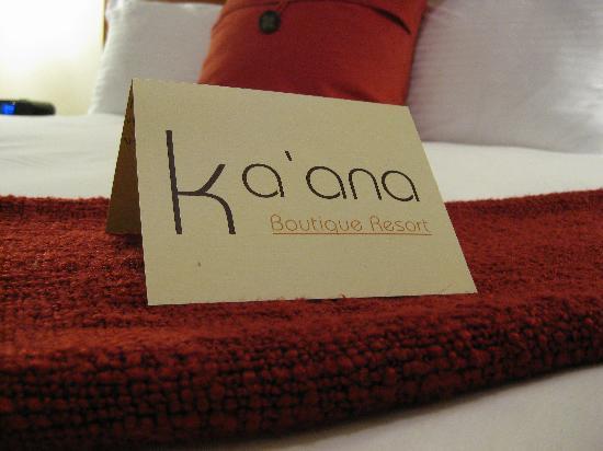 Ka'ana Resort : room pic
