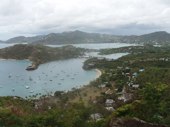 Explore Antigua with Gordan: Shirley Heights