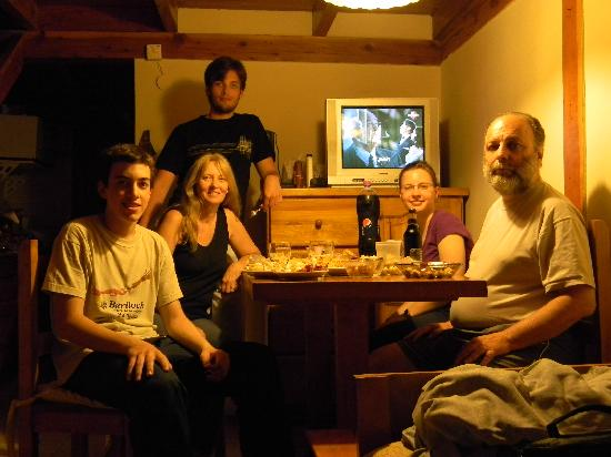 Apart Hotel Matute: En Familia