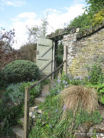 The Old Rectory St. Juliot: Garden