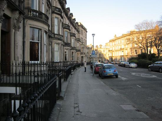 The Victorian Town House: Eglinton Crescent