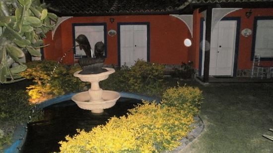 Pousada El Rinconcito: Vista nocturna