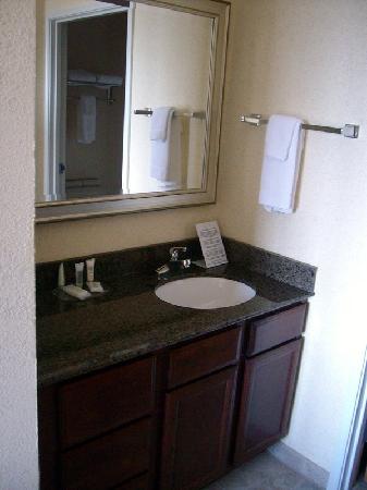 Staybridge Suites Corpus Christi: Sink