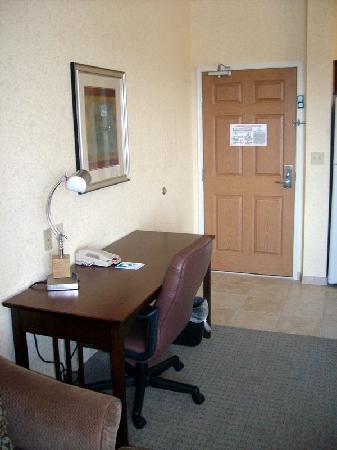 Staybridge Suites Corpus Christi: Work area