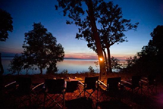Cobourg Coastal Camp : Sunset