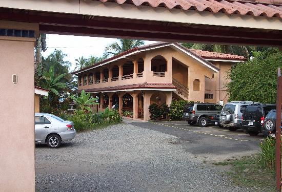 Hotel Playa Westfalia: Fachada del hotel