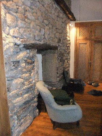 A Lagosta Perdida: Detail of guestroom