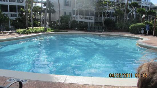 Hyatt Beach House Resort: The Pool