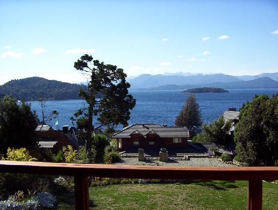 Nido del Condor Hotel & Spa: La vista mas espectacular!