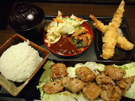 Izuya: อาหารชุดที่สั่ง