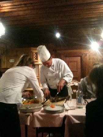 Hotel Corona: lo chef