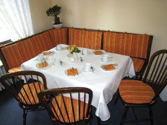 Hotel Villa Kisseleff: Frühstücksraum