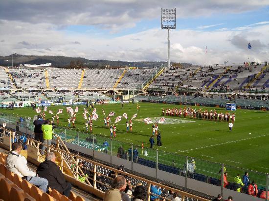 Stadio Artemio Franchi: Great skills