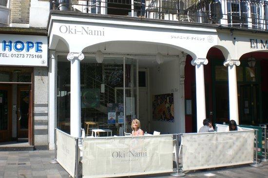Oki-Nami Japanese Restaurant & Cocktail Bar