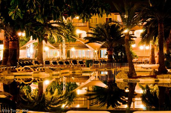 Alcudia Garden Aparthotel: Nachts