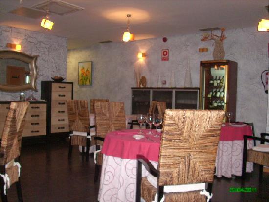 Illescas, สเปน: comedor