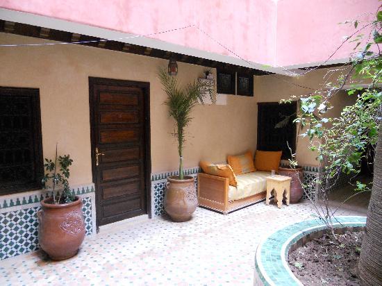 Hotel Cecil Marrakech: ma chambre