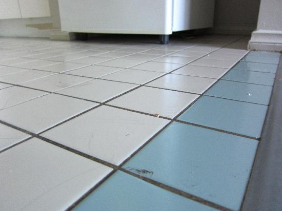 Pinnacle Apartments Canberra: State of floor after cleaning