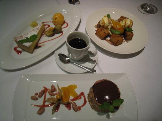 CinCin Ristorante + Bar: Dolci & caffè