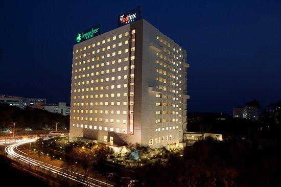 레드 폭스 호텔 하이데라바드