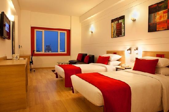 Red Fox Hotel Hyderabad: Superior Room