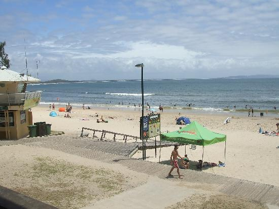 Noosa Riviera: anoth great day at the beach