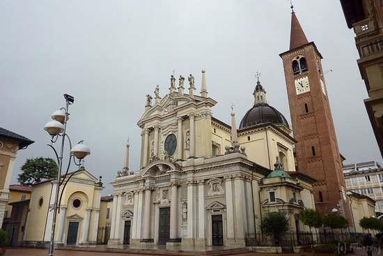 Busto Arsizio, Italy: Basilica di San Giovanni Battista