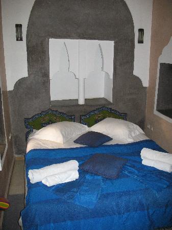 Riad Alamir: Habitación