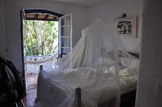 Pousada Picinguaba: Chambre