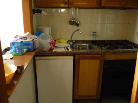 Maria Victoria Apartments: cocina