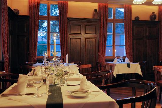 Restaurant Bettina von Arnim: mit Blick in Goethes Garten