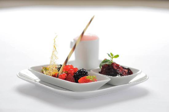 Restaurant Bettina von Arnim: Beispiel Dessert