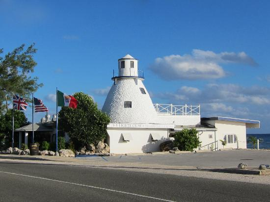 The Lighthouse Restaurant : Our Favorite Restaurant on the Island