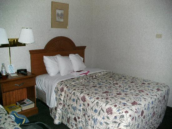 Days Inn Alexandria South: Our room
