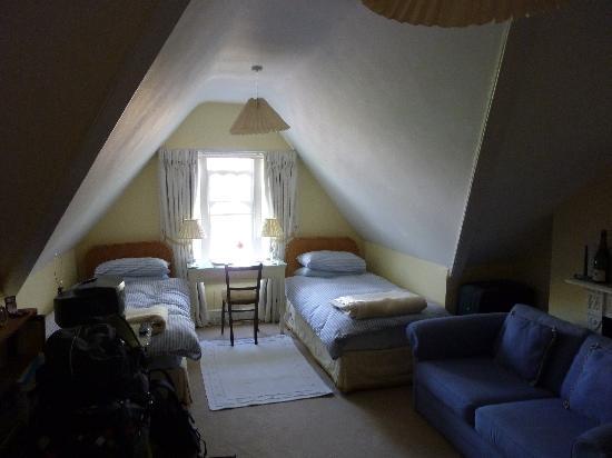 Chambre mansardée - Photo de 108 Streathbourne Road, Londres ...