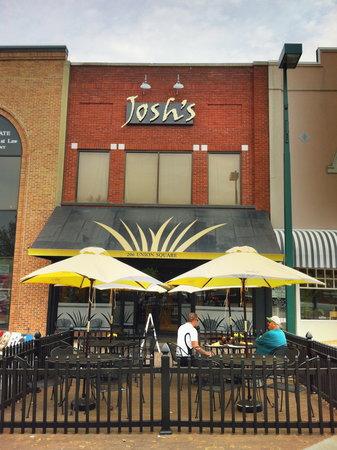 Josh S On Union Square Hickory Menu Prices Restaurant Reviews Tripadvisor