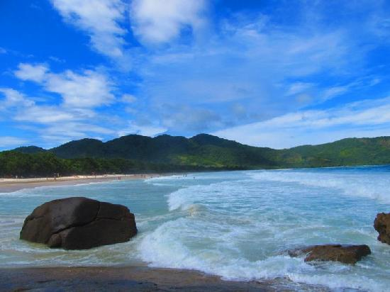 Lopes Mendes Beach: Crystal clear