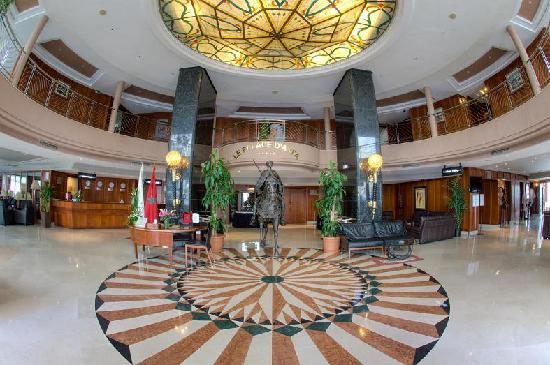 Le Palace d'Anfa: Lobby