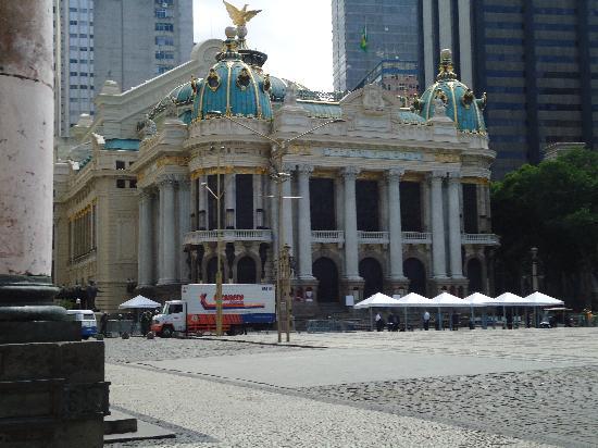 Theatro Municipal do Rio de Janeiro : Teatro Municipal  Rio de Janeiro