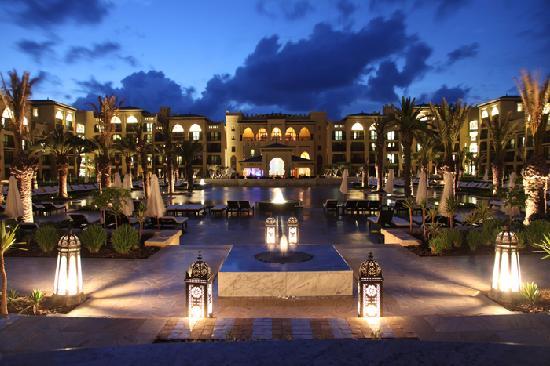 Mazagan Beach & Golf Resort : Mazagan by night