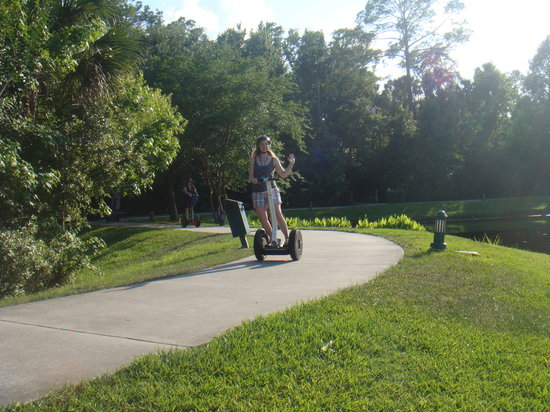 Old Town Segway Adventures: Sensational Segways
