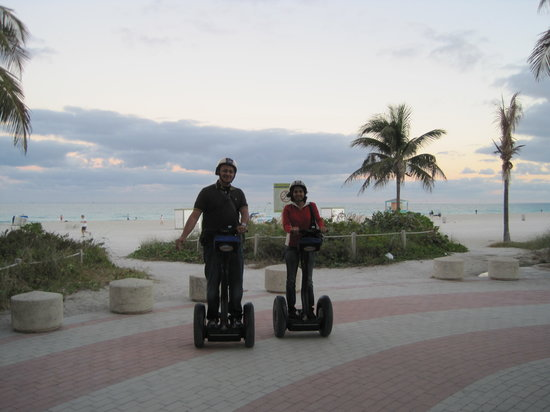 ‪Segway South Beach‬