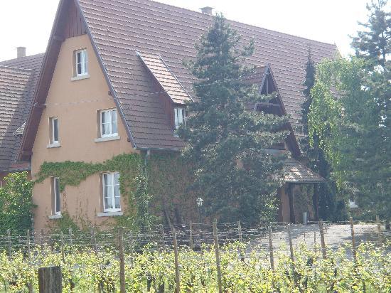 Auberge Ramstein : L'hôtel