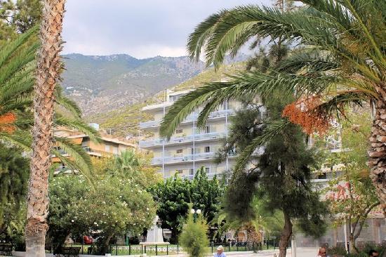 Loutraki, Greece: HOTEL PARK