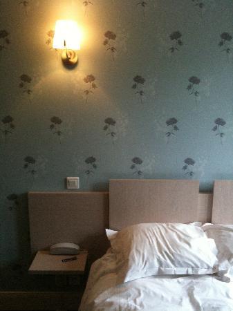 Hotel de la foret: our comfortable room